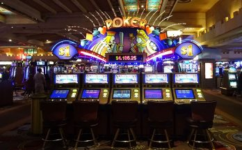 postimage SkyCityatRiskofProfitLossDuetoOffshoreGambling pokermachines 348x215 - SkyCity at Risk of Profit Loss Due to Offshore Gambling