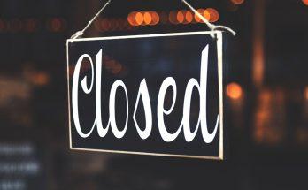 closed 348x215 - SkyCity Warns of Casino Closures